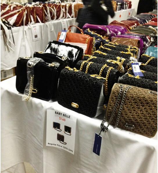 Rebecca Minkoff Sample Sale Wrap Up | PRETTY Polished