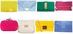 Colorful Clutches   PRETTY Polished