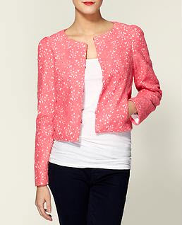 Spring Pink Jackets | PRETTY Polished