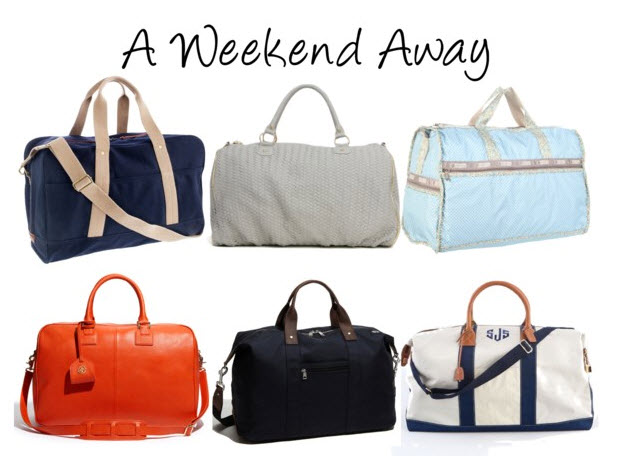 Weekenders For The Weekend | PRETTY Polished