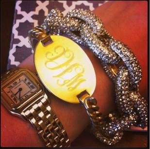 BaubleBar Link Bracelet