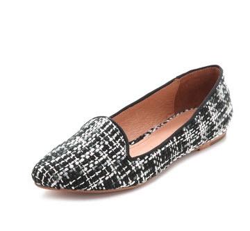 Joie Tweed Flats