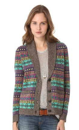 Madewell Esther Cardigan