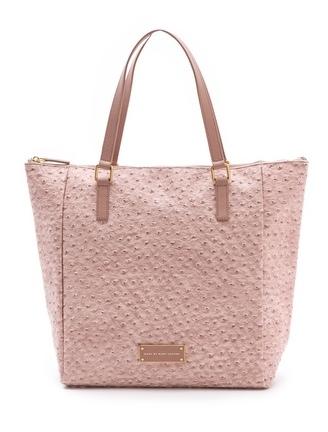 MJ Ostrich Bag