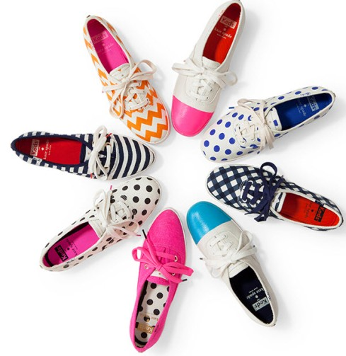 Kate Spade for Keds