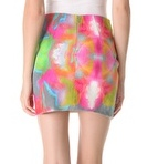 Nicholas Watercolor Skirt