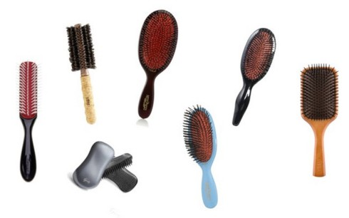 Hairbrush Spotlight