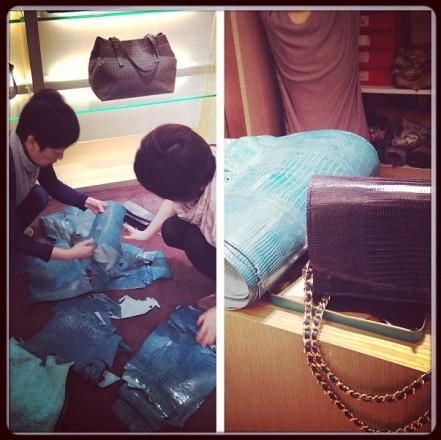 Hong Kong Bags
