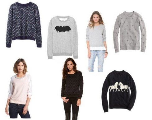Sweatshirt Couture