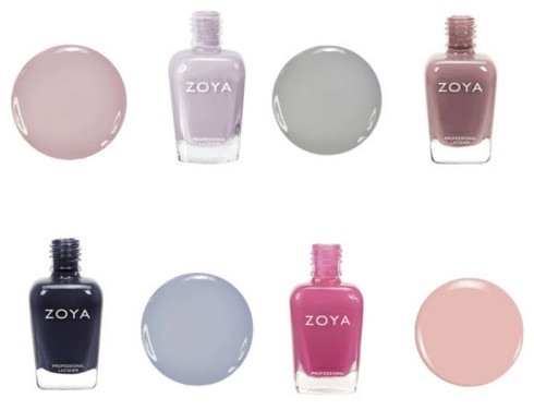 Zoya Favorites