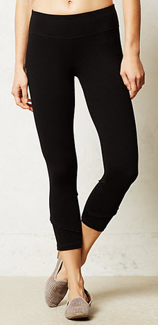 Compression Cropped Legging