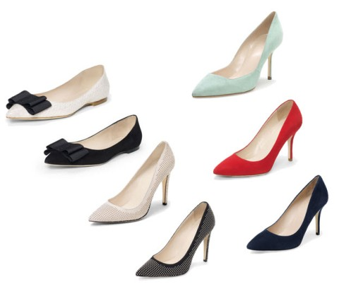 Club Monaco Shoes