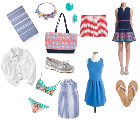 Beachy Lust List