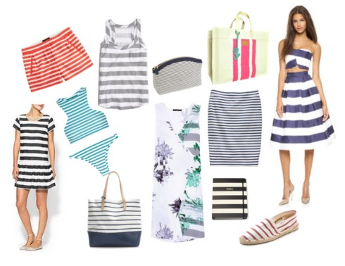Tuesday Lust List - Stripes