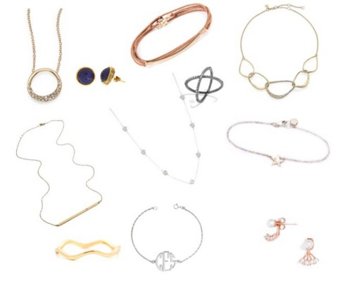 Delicate jewelry