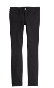 JCrew Toothpick Black