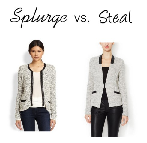 Splurge vs. Steal - Blazigan
