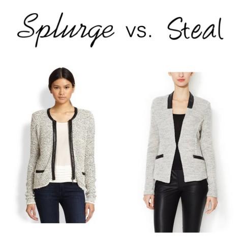 Splurge vs. Steal - Blazigan