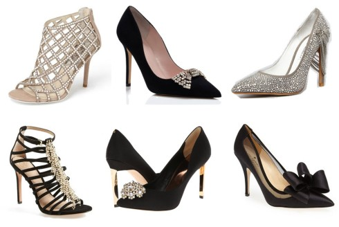Holiday Sparkle Shoes