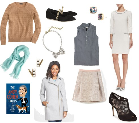 Tuesday Lust List - Fall + Holiday