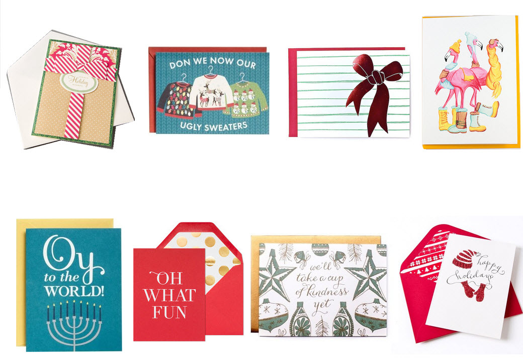 holiday cards - Papyrus Holiday Cards