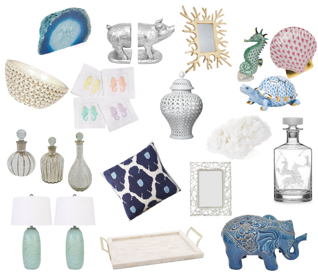 Tuesday lust list home decor version pretty polished for Home decor items list
