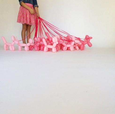 pink poodle parade