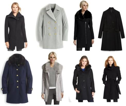 Winter Coats part I